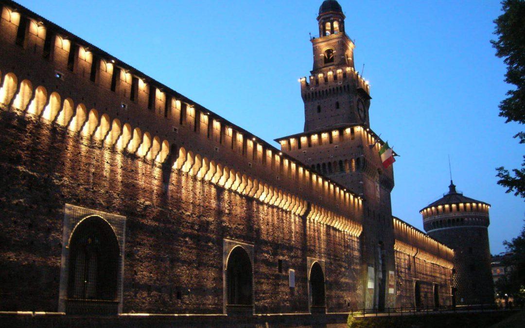 ESTATE SFORZESCA: Musica e Arte al Castello